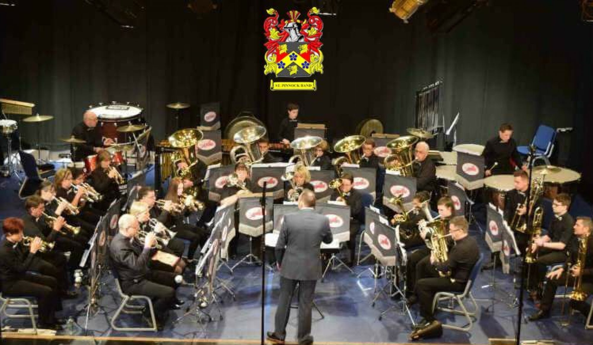 St Pinnock Band